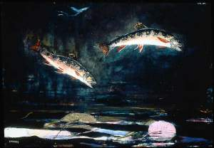Lightened 1024px-Winslow_Homer_-_Leaping_Trout_(1892)_pe